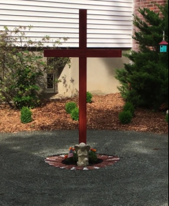 New Church Prayer Garden