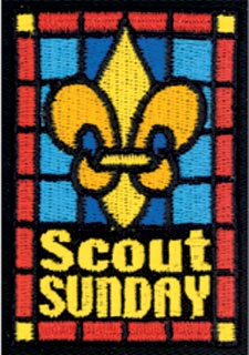Scout Sunday – Feb 11