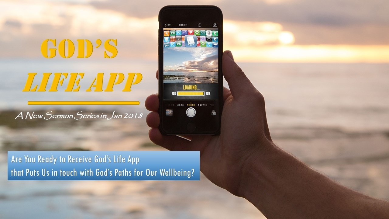 God's Life App – New Sermon Series