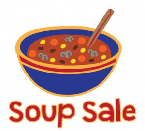 Soup Sale – January 21